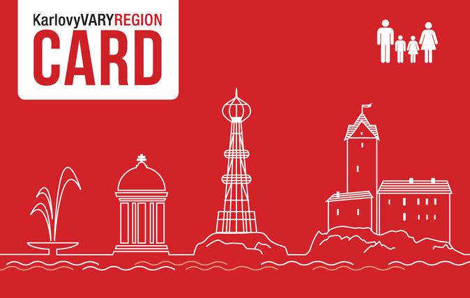 Karlovy Vary region card - slevová karta