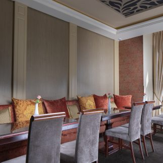Restaurant hotelu Promenáda - top ocenění