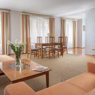 Apartmá hotelu Promenáda