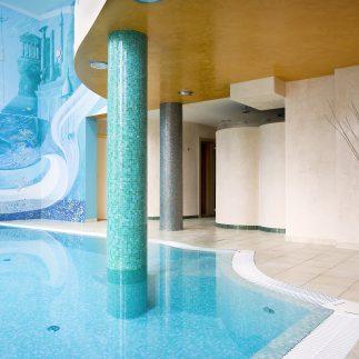 Wellness v hotelu Promenáda