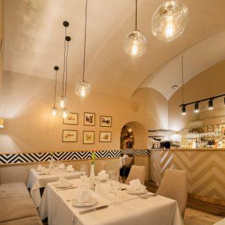 Francouzská gastronomie hotelu Prmenáda