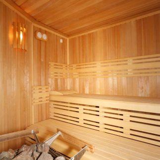 Sauna hotelu Promenáda
