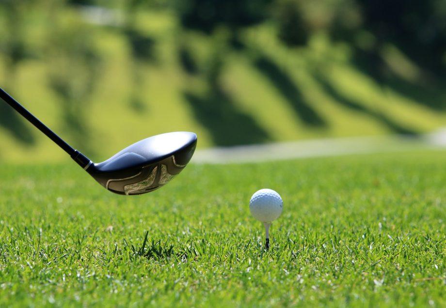 Golf v Karlových Varech