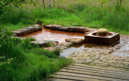 Výlety na Karlovarsku -  rezervace Soos
