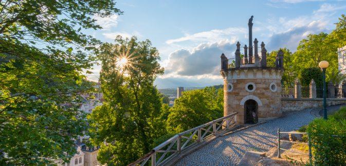 Vyhlídka Karlovy Vary